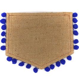 le flâneur Wechselklappe - Bali blue