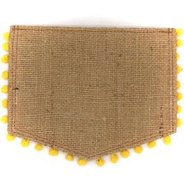 le flâneur Wechselklappe - Bali yellow