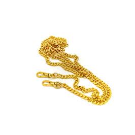 Bag shoulder strap gold