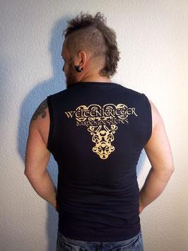 Shirt Weltenkrieger - Barden des Lichts (h. Logo v. Motiv)