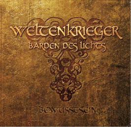 """CD Weltenkrieger Album """"Bewusstsein"""""""