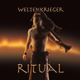 "CD WELTENKRIEGER ALBUM ""RITUAL"" 2010"