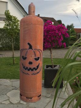 Feuertonne - Halloween