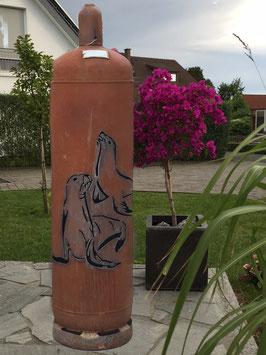 Feuertonne - Seelöwen