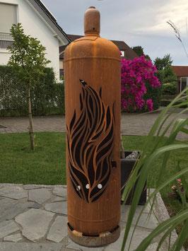 Feuertonne - Flamme 2