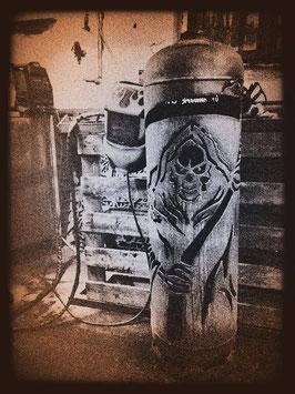 Feuertonne - Grave Digger