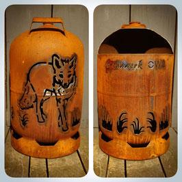 11kg Feuertonne - Fuchs