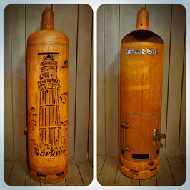 Feuertonne - Leuchtturm Borkum
