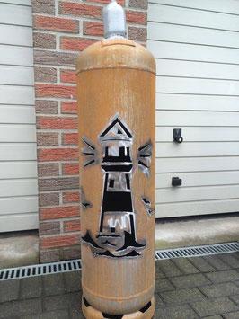 Feuertonne - Leuchtturm