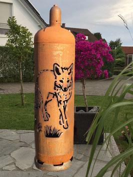 Feuertonne - Fuchs
