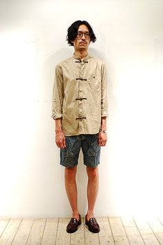 ICHIMILE GRATORY 2015 S/S ~asian knot shirts~