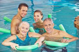 Kurs 44 Aquajogging Senioren Mittwochs 15:45 Uhr