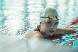 Kurs 205 Jugendschwimmschein  Silber/Gold Dienstags 15:40 Uhr