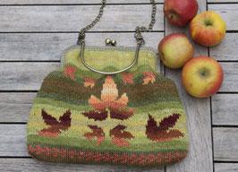 Garnpaket Tasche Herbstlaub