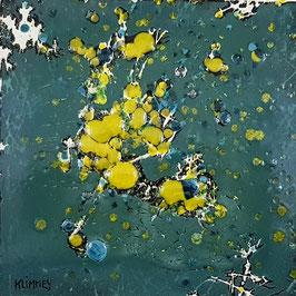 Email Gelbe Unterwasserwelt