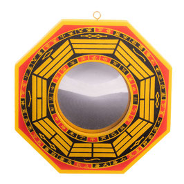 Bagua Spiegel, konvex groß