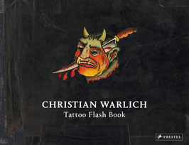 Christian Warlich: Tattoo Flash Book (Vorlagealbum), Regular Edition