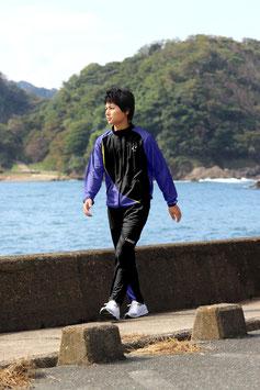 JE001 Jersey Wear+Pants_Purple