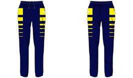 JE002 Jersey Pants_Yellow
