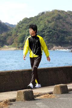 JE001 Jersey Wear+Pants_Yellow