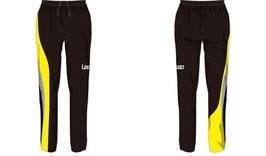 JE003 Jersey Pants_Yellow