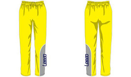 LDPP002 Piste Pants_Yellow