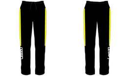 LDPP003 Piste Pants_Yellow