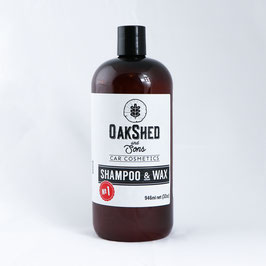 N°1 Shampoo & Wax      (32oz - 946ml)