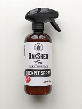 N°9 Cockpit Spray       (16oz - 473ml)