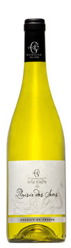 Plaisir de Sens blanc Côtes de Thongue IGP 2014