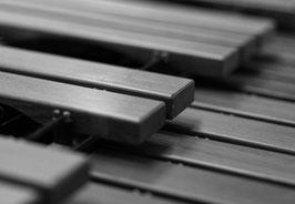 "Grußkarte ""Marimba"""