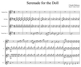 Claude Debussy: Serenade for the Doll