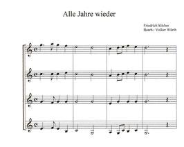 Volker Oertel (Hrsg.): Sieben Weihnachtslieder