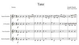 Joseph Haydn: Tanz