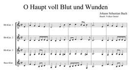 Johann Sebastian Bach: Zwei Choräle