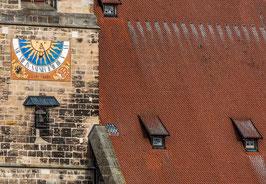 """Fotografie """"Dinkelsbühl – Münster St. Georg von Süden"""""""