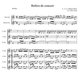 L.J.A. Lefébure-Wely: Boléro de concert