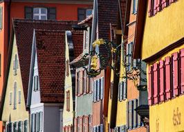"""Grußkarte """"Segringer Straße"""""""