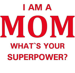 Personalisierung MOM Superpower