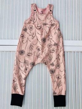 Sofortkauf Einteiler Flower Dreams - Größe 86/92