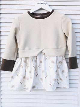 Sofortkauf Girly Sweater Natur Größe 110