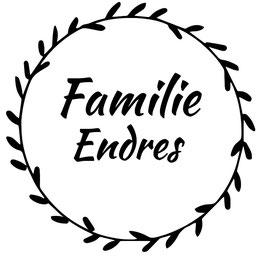 Personalisierung Klein Familie