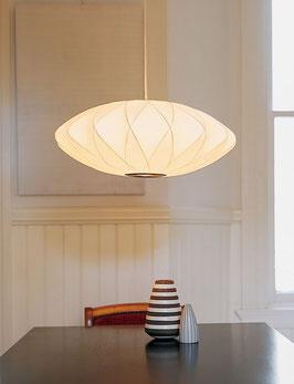 NELSON SAUCER CRISSCROSS BUBBLE LAMP MEDIUM Pendelleuchte