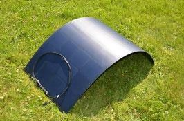 120 W flexibles Solar Panel