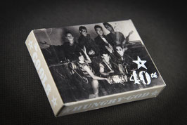 "★COOLS-40th PLAYING CARDS""クールス40周年記念トランプ★"