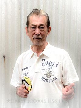★クールス☆45周年記念 ポロシャツ☆限定25枚★