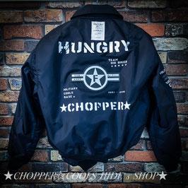 ★CHOPPERヒューストンCWU-36Pフライトジャケット(限定)★