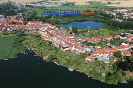 Luftbild Röbel Müritz #RM08