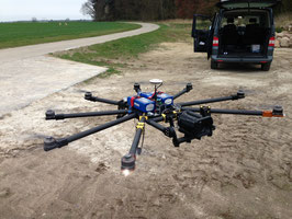 copterdrone Servicecopter 180