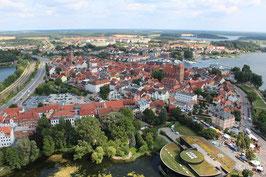 Luftbild Röbel Müritz #WRN02
